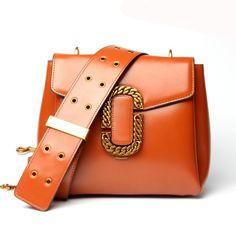 Genuine Leather Luxury Handbags for Women