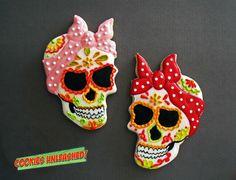 Chic Skulls omg soooooooooooooooooooooooooooooooooo cute!!!!!