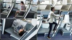 Έρευνα: ο κίνδυνος έκθεσης στον κορονοϊό είναι μικρός κατά τη διάρκεια πτήσης New Airline, Commercial Aircraft, Air Travel, Innovation, Lounge, Cabin, News 2, Flat, Paisajes