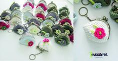 Monederos pequeños de algodón / Small purses of cotton