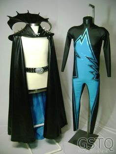 Epic Megamind Costume. Wow. When I have money and time.