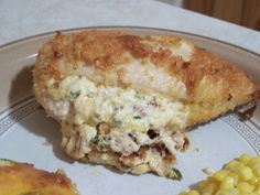 Dutch Oven Madness!: Jalapeno Popper Stuffed Chicken