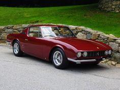 1967 Ferrari 330 GT Coupé par Michelotti