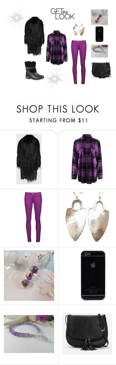 """Fashion"" by keepsakedesignbycmm on Polyvore featuring Paige Denim, UGG, jewelry, accessories and gifts"