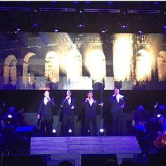 "16 To se mi líbí, 2 komentářů – 🎤IL DIVO🎤 The Best Band Ever👍🏻 (@my_il_divo) na Instagramu: ""Great..! Thanks for sharing @tarynsolomon 💙 @ildivo_official #myildivo ✨ #wilkesbarre #wolftrap…"""