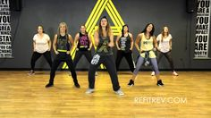 It's time to get your Funk On with this catchy tune by Bruno Mars. We love the flair of this song and we wanted our fitness classes to feel it through t. Workout Songs, Workout Videos, Dance Workouts, Exercise Videos, Dance Moves, Zumba Videos, Dance Videos, Refit Revolution, Hip Hop Workout