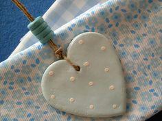 Fimo Heart Charm