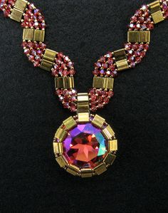 Bead&Button Show: Bead&Button Show Workshops & Classes: Saturday June 7, 2014: B141122 MIYUKI Co., Ltd. and E.H. Ashley Co. Present: Stairwa...