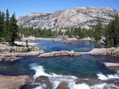 Tuolumne River - California USA