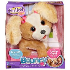 Hasbro FurReal Friends Bouncy My Happy-to-See-Me Pup