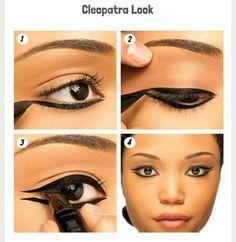 Cleopetra look