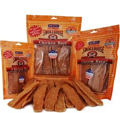 Smokehouse Chicken Barz® 4oz
