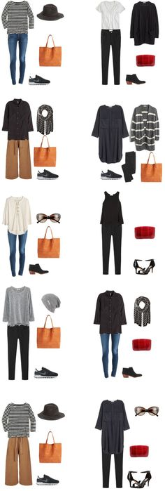 What to Wear on an Alaskan Cruise Outfits 11-20 #travellight #packinglight…