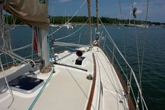 1994 Island Packet 35 Sail Boat For Sale - www.yachtworld.com