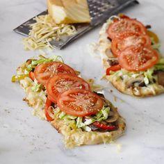 Pizza style sous-marin et Le P'tit Bronzé Soup And Sandwich, Sandwich Recipes, Pizza Recipes, Cooking Recipes, Panini Sandwiches, Wrap Sandwiches, Pizza Buns, New Zealand Food, Pizza Style
