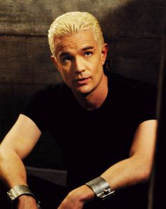 My very first celebrity crush <3 Spike from Buffy the Vampire Slayer (I'm still in love)
