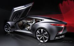 Hyundai presented at the Seoul Motor Show the new Concept. South Korean prototype comes to prefigure the future generation of the Genesis Coupe and Auto Hyundai, Hyundai Cars, New Hyundai, Hyundai Genesis Coupe, 2015 Hyundai Genesis, Lexus Lfa, Seoul, New Car Photo, Automobile