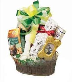 Are you looking for a gift for a dog owner? Dog lover gift baskets are a unique gift idea for a friend or family member who has a dog. Featured...