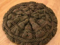 Ravelry: Malalucie Slouch Hat pattern by Yvonne Mendelson