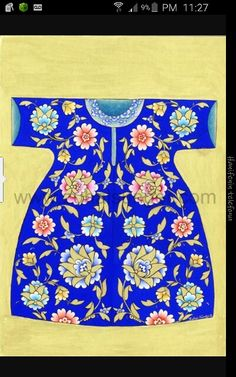 Illumination Art, Art Decor, Floral Tops, Art Clothing, Pattern, Middle East, Painting, Clothes, Women