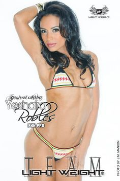 Yeshaira Robles IFBB Bikini Pro