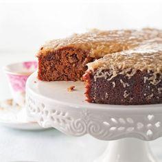 Sauce Au Caramel, Bread Recipes, Cake Recipes, Tea Time, Cooking, Breakfast, Nutrition, Food, Cupcakes