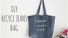 diy recycle bag - YouTube