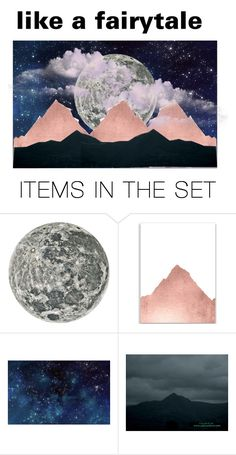 """""""like a fairytale 🕊🕊🕊"""" by loulou-lostangel ❤ liked on Polyvore featuring art"""