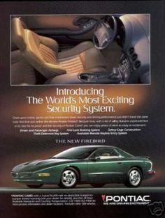 1994 Pontiac Firebird ad.