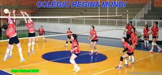 Colégio Regina Mundi coloca equipes em quadra na Copa Unimed