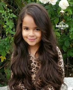 Jiselle - 5 Years • Mom: Mexican • Dad: Mexican & African American ❤ FOLLOW @beautifulmixedkids on instagram WWW.STYLISHKIDSAPPAREL.COM