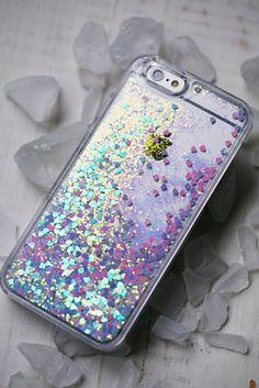 Skinny Dip London Womens Liquid Glitter iPhone Case                                                                                                                                                      More