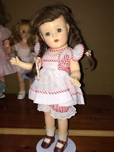 """Vintage ARRANBEE All Composition """"Nancy"""" 15"""" AO In HTF Condition"""