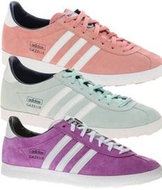 Womens Adidas Gazelle OG