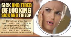 Call 805-379-3376 to schedule a consultation and get rid of your dark circles..  http://www.daphnepmd.com/ #dermatologist #westlakevillage #skincare