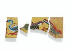 Mosaic Glass, Egyptian, Roman