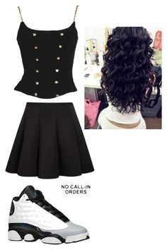 """""""TBH"""" by damasjahferguson ❤ liked on Polyvore featuring beauty and Chanel"""