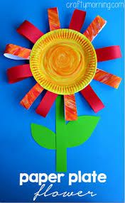 yellow paper plate crafts - Google Search
