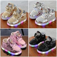 Baby Shoes Baby & Toddler Clothing Unisex Light Up Led Shoes For Baby Toddler And Youth Kids Athletics Sneakers Discounts Price