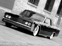 """1965 Lincoln Continental """"65UICID"""" - San Jose, CA owned by remembertofocus"""
