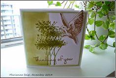 Nog maar even een kaartje gemaakt voor Fernanda, een lieve ernstig zieke collega van mij. Weet dat ze geniet van alle kaarten die zij on...