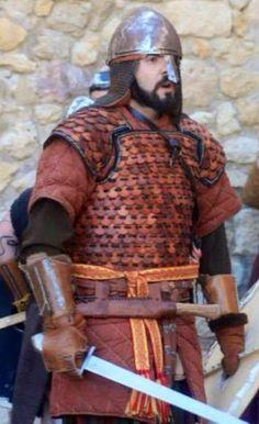 Leather Armor -  Hávamál (Lleida) - Re-enactment group