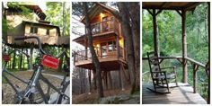 25 Amazing Treehouses You Can Spend the Night In