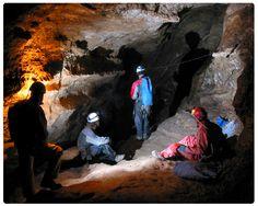 Höhlentour am Walchensee - Angerlloch
