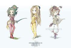 Girls of VI by NetherworldQueen.deviantart.com on @deviantART