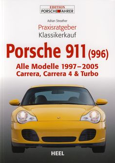 Latest addition to the collection. If you live in a German speaking land don't leave home without it. Porsche 911 996, Carrera, Helfer, Form, Reading, German, Products, Live, Books