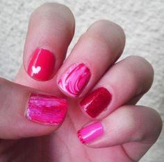 #Valentine's Day Nails