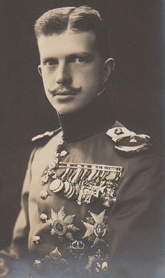 Prince Ferdinand of Bavaria,  (1884–1958), ,  was the  son  of Prince Ludwig Ferdinand of Bavaria and his wife Infanta María de la Paz of Spain, who were first cousins. Ferdinand married his first cousin, Infanta Maria Teresa of Spain.  They had two sons and two daughters and lived in Spain.  Ferdinand outlived his wife and remarried but had no more children.