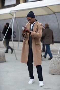 http://chicerman.com  billy-george:  Yes!  #streetstyleformen
