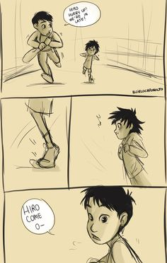 1/6 of when Tadashi and Hiro were younger :3 THEY ARE SO CUUUUTE!!! :D:D:D <3